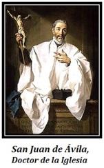 San Juan de Ávila - Doctor de la Iglesia
