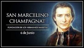 San Marcelino Champagnat - Fundador