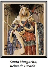 Santa Margarita - Reina de Escocia
