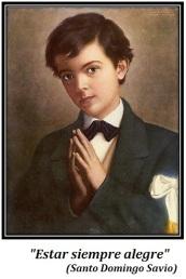 Santo Domingo Savio - Frase