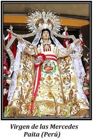 Virgen de las Mercedes - Paita (Perú)