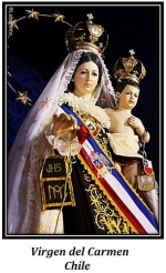 Virgen del Carmen - Chile