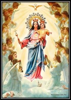 Virgen María Reina de la eangelización