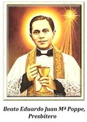 Beato Eduardo Juan Mª Poppe - Presbítero
