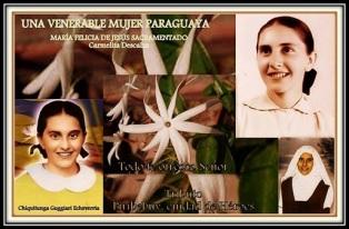 Hna. Mª Felicia de Jesús - (Chiquitunga)
