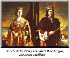 Isabel I de Castilla y Fernando II de Aragón