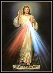 Jesús Divina Misericordia