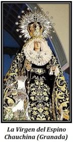 La Virgen del Espino - Chauchina (Granada)