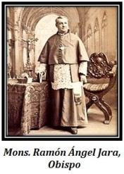 Mons. Ramón Ángel Jara, Obispo