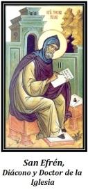 San Efrén - Diácono y Doctor de la Iglesia
