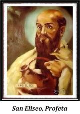 San Eliseo - Profeta