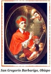 San Gregorio Barbarigo - Obispo