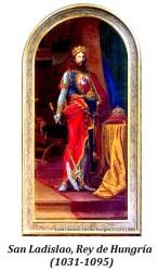 San Ladislao, Rey de Hungría
