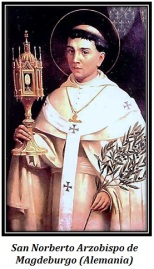 San Norberto Arzobispo