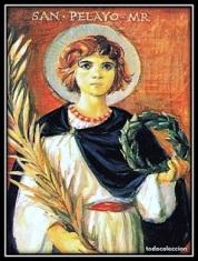 San Pelayo - Mártir