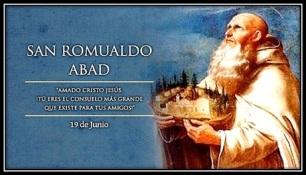 San Romualdo - Abad