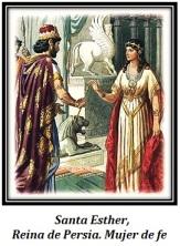 Santa Esther - Reina de Persia