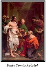 Santo Tomás Apóstol