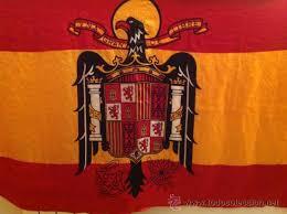 bandera de españa aguila de san juan