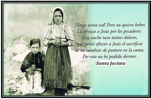 Beatos Jacinta y Francisco Marto