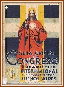 Hispanoamérica - Congreso Eucarístico Buenos Aires