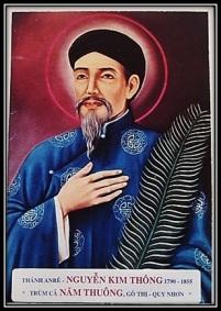 San Andrés Nguyen Kim Thông