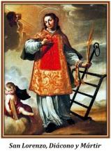 San Lorenzo - Diácono y Mártir