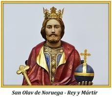 San Olav de Noruega - Rey y Mártir