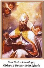San Pedro Crisólogo - Obispo y Doctor de la Iglesia