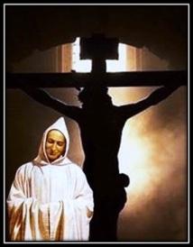 San Rafael Arnáiz Barón y Jesucristo