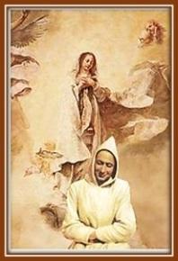 San Rafael Arnáiz Barón y la Virgen María
