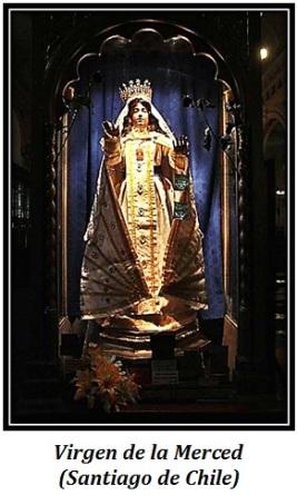 Virgen de la Merced - (Santiago de Chile)