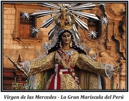 Virgen de las Mercedes - Gran Mariscala del Perú