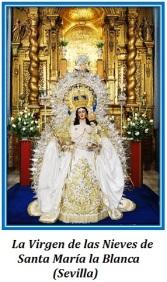 Virgen de las Nieves - Sevilla