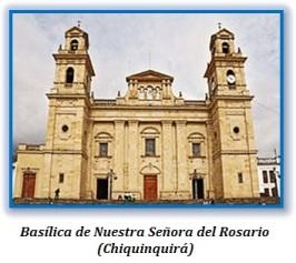 Basílica de Nuestra Señora del Rosario (Chiquinquirá)
