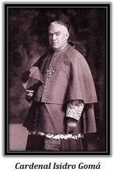 Cardenal Isidro Gomá