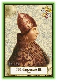 Inocencio III - Papa