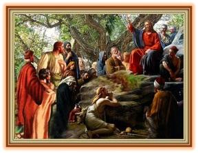 Jesús y la Bienaventuranzas