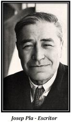 Josep Pla - Escritor