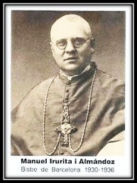Obispo Manuel Irurita Almándoz