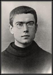 San Maximiliano María Kolbe - Novicio