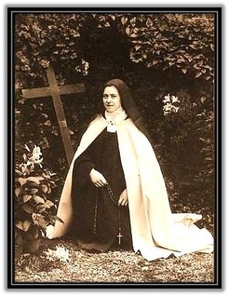 Santa Teresita del Niño Jesús - Rosario