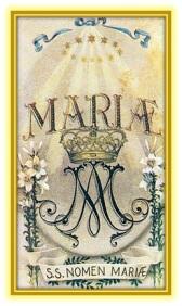 Dulce Nombre de María