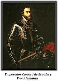 Emperador Carlos I de España y V de Alemania
