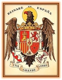 Escudo de España Águila