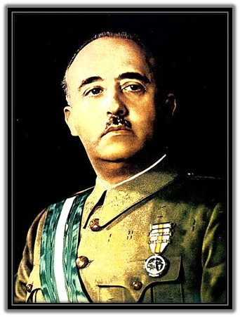 General Francisco Franco Bahamonde