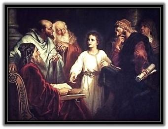 Jesús en el Templo