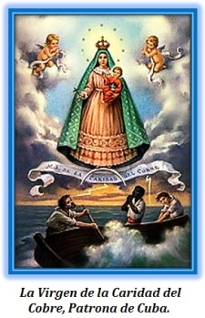 La Virgen de la Caridad del Cobre - Patrona de Cuba