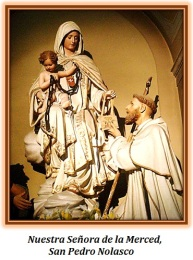 Ntra. Sra. de la Merced - San Pedro Nolasco
