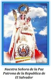 Ntra. Sra. de la Paz - República de El Salvador